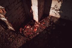 IMG_20190308_160554 (Âme inconsolable) Tags: abandoned rust destroyed damaged factory abandonedfactory industrial landscape spring broken sun trash