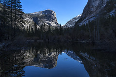 Mirror Lake (benereshefsky) Tags: yosemite yosemitenationalpark yosemitevalley nationalpark california landscape nature naturalbeauty rockformation