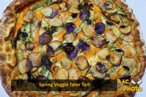 "Spring Veggie Tater Tart • <a style=""font-size:0.8em;"" href=""http://www.flickr.com/photos/159796538@N03/46876586104/"" target=""_blank"">View on Flickr</a>"