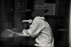 Student (Bury Gardener) Tags: monochrome mono burystedmunds bw blackandwhite britain england eastanglia uk people peoplewatching folks nikond7200 nikon english 2019 streetphotography suffolk street streetcandids snaps strangers candid candids abbeygatestreet