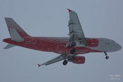 H18A9298 (Said Aminov) Tags: aviation aircraft avgeek winter moscow russia airport vnukovo vko uuww boeing airbus spo planespotting