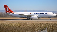 TC-JOU (Breitling Jet Team) Tags: tcjou turkish cargo euroairport bsl mlh basel flughafen lfsb eap