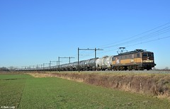 Fairtrains 1304, Niftrik, 15-2-2019 (Derquinho) Tags: fairtrains1304 niftrik 1300 hsl logistik keteltrein ooc kesselzug vtg fairtrains 1304 rfo rail force one 1 railforce