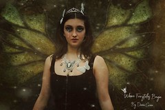 Woodland fairy (donna.marie.green) Tags: surrealism photoshop fantasy fairys