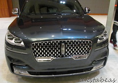 Front of Lincoln Aviator (mistabeas2012) Tags: 2020 lincoln aviator