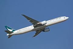 B777 (B-KPE) Cathay Pacific (boeing-boy) Tags: mikeling boeingboy b777 bkpe cathaypacific