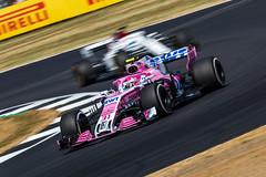 Esteban Ocon - Force India VJM11 - Silverstone (E_W_Photo) Tags: estebanocon forceindia vjm11 silverstone f1 formula1 britishgrandprix2018 motorsport motorracing panning canon 80d 300mmf4lis