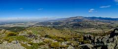 Llanuras y montes Segovianos. (Airbeluga) Tags: paisajes segovia nature senderismo naturaleza delarisca castillaleón sendcerrocaloco españa panorama