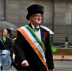 2019 Grand Marshal Sean McMenamin