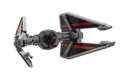 Saber Squadron TIE Interceptor