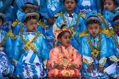 Traditional ceremony (Feca Luca) Tags: street culture reportage children colori colors travel tradition portrait ritratto bimbi myanmar birmania asia nikon viaggiare