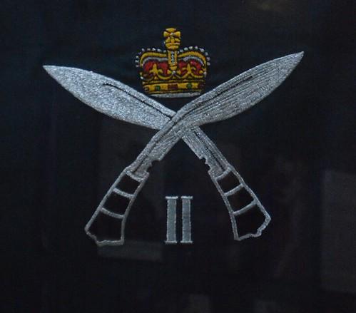 Regimental Pennant II RGR