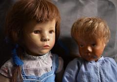 Kruse & Krahmer (shero6820) Tags: old vintage antique käthekruse doll toy german wood cloth
