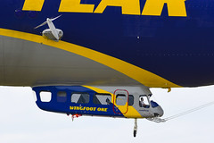GoodYear Touch and Go (Spolar Aviation Photography) Tags: goodyear wingfootone n1a touchandgo