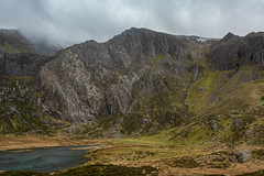 The Idwal Slabs (Rob Pitt) Tags: the idwal slabs cwm north wales snowdonia winter 2019 waterfall sony a7rii 1740 canon metabones