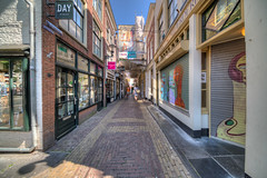 Fnidsen, Alkmaar. (Alex-de-Haas) Tags: oogvoornoordholland 11mm alkmaar blackstone d850 dutch europa europe european hdr holland irix irix11mm irixblackstone lightroom nederland nederlands netherlands nikon nikond850 noordholland photomatix photomatixpro westfrisia westfriesland westfries architecture architectuur building buildings center centrum city cityscape gebouw gebouwen innercity stad straat street summer town urban zomer northholland nl