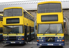 Dublin Bus RV560/623 (99D560/623). (Fred Dean Jnr) Tags: dublinbusyellowbluelivery dublinbus volvo olympian alexander r rv560 99d560 rv623 99d623 broadstonedepotdublin february2013 busathacliath
