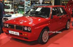Lancia Delta (90KE4953). (Fred Dean Jnr) Tags: riacnationalclassiccarshow lancia delta 90ke4953 rds simonscourt dublin february2013