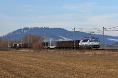 383-207 (Andrzej Szafoni) Tags: 383 383207 zssk cargo vectron siemens słowacja slovakia train electric locomotive railroad
