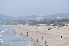 Sunny afternoon (Photos by Stephenie) Tags: santamonica pier view baywatch beach ocean