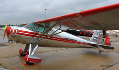 Luscombe 8  ~ F-PMCD (Aero.passion DBC-1) Tags: 2014 carrefour de lair le bourget lbg luscombe 8 ~ fpmcd dbc1 david biscove aeropassion avion aircraft aviation plane