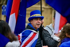 London 2018 – Mr Stop Brexit (Michiel2005) Tags: mrstopbrexit brexit parliament protest england engeland grootbrittannië greatbritain britain uk vk unitedkingdom verenigdkoninkrijk london londen