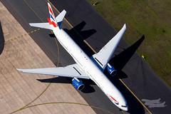 G-STBC BA B77W 34L YSSY-2081 (A u s s i e P o m m) Tags: britishairways ba speedbird boeing b77w b777300er syd yssy sydneyairport newsouthwales australia au