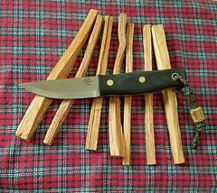 Sargent Edged Tools Bushcraft Knife... (Tatsu*) Tags: sargentedgedtools bushcraft knife knives handmade survival hunting fishing