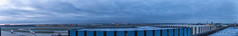 TUIfly-Basis in Hannover am Morgen (carsten.nacke) Tags: tuifly hannoverflughafen hannoverairport langenhagen haj eddv hannover airport flughafen panorama awakening