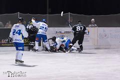 Eishockey UEC Leisach vs. Black Devils Prägraten