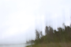 ICM 2019 1 #10 (haywoodtaylor) Tags: beach minimalist icm blur sea coast intentionalcameramovement sky mist water ocean lakeside grass