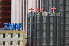 High Rise (AyliffeMakit) Tags: lego legos minifigure minifigures photo photos photography minifig minifigs denmark billund 2018 legohouse homeofthebrick display moc cityscape