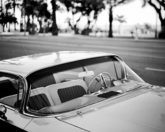 Beautiful Santa Monica morning (jameswilkinson1) Tags: travel vintage classicmotor city urban streetphotography streetpassionaward street vehicle beautiful luxury style classiccar car