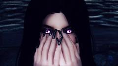 72850_20190209174259_1 (SasakiPajero) Tags: screenshot skyrim scrolls enb elder eyes tes tesv videogame face girl v snapdragonprimeenb portrait 3d