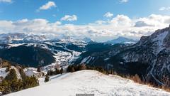 Corvara (Nicola Pezzoli) Tags: italy italia val gardena dolomiti dolomites mountain winter alto adige snow neve nature natura bolzano badia corvara