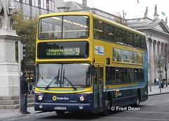 Dublin Bus AX584 (06D30584). (Fred Dean Jnr) Tags: dublinbusroute9 pboro volvo b7tl alexander alx400 ax584 06d30584 oconnellstreetdublin november2013 dublinbus dublinbusyellowbluelivery busathacliath transbus