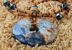 Organic (arbyreed) Tags: arbyreed macromondays jewelry rock stone natural handmade