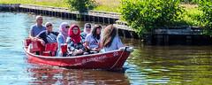 giethoorn (41 van 43) (heinstkw) Tags: boten bruggen dorp giethoorn jansklooster varen vollenhoven water