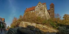 Quedlinburg (pe_ha45) Tags: quedlinburg harz burg sachsenanhalt weltkulturerbe unescoworldheritagesite