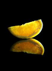 2019 Looking close... on Friday! Backlight (dominotic) Tags: 2019 lookingcloseonfriday backlight orangesegment food fruit orange reflection blackbackground yᑌᗰᗰy foodphotography sydney australia
