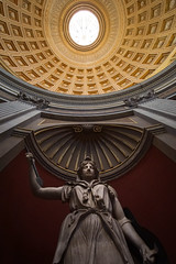 Colossus of Goddess Juno Sospita, Sala Rotonda, Rome, Italy (Steve-Ross) Tags: italy colossus juno sospita sala rotonda goddess