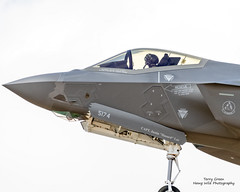 Royal Norwegian Air Force Lockheed Martin F-35A Lightning II 15-5174 (Hawg Wild Photography) Tags: royal norwegian air force lockheed martin f35a lightning ii 155174 lukeairforcebase terrygreen hawg wild photography nikon d850 sigma 150600 contemporary captain justin hasard lee 62d fighter squadron united states 56th operations group