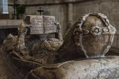 In The Sanctuary- Tomb of a Portugese Princess (Gene Mordaunt) Tags: 16thcentury chapelofsantaana havemercyonme lisboncathedral misereremeideussecundummagnammisericordiamtuamlisbon nikon850 ogod portugal accordingtothygreatmercy marble statue tomb portugeseprincess