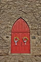 Barton Stone-Mount Hope United Church, 21 Stone Church Road West, Hamilton, ON (Snuffy) Tags: bartonstonemounthopeunitedchurch placesofworship 21stonechurchroadwest hamilton ontario canada stoneycreek