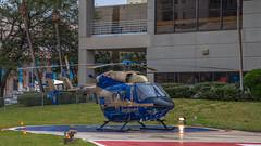 N911TG (NoVa Truck & Transport Photos) Tags: n911tg mbb kawasaki bk 117 tampa general hospital helicopter aircraft