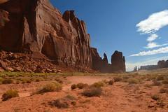 Monument Valley (dgone43) Tags: nikond5200 nikonphotography nikon monumentvalley rockformation utah vacation desert reservation