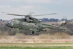 ZJ130 - 2002 build EH Industries EH.101 Merlin HC.3, visiting Barton (egcc) Tags: o 50169 barton cityairport egcb ehindustries eh101 helicopter lightroom manchester merlin merlinhc3i rn royalnavy westland zj130