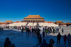 Forbidden City - Hall of Supreme Harmony