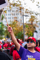 Strike (Robrobrobert123) Tags: strike utla protest los angeles downtown teachers america nikond750 photography street california socal