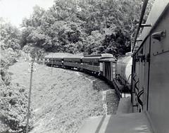 Jamaica Railway - The Kingston to Montego Bay train (HISTORICAL RAILWAY IMAGES) Tags: train railway jamaica clerestory kingston montegobay coach jrc clerestorycoachcentralamericanstock